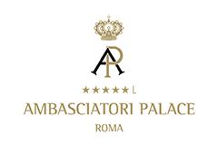 YO2 Designs Ambasciatori Palace Logo