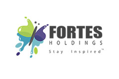 YO2 Designs Fortes Holdings Logo
