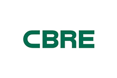 YO2 Designs CBRE Logo